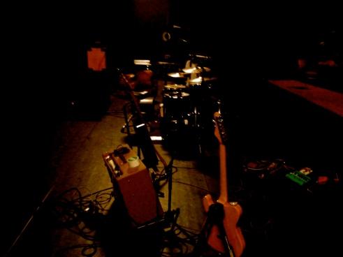 Setup deventer schouwburg'13band-setup-12